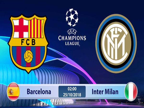 Nhận định Barcelona vs Inter Milan