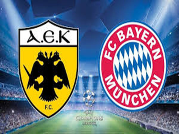 Nhận định AEK Athens vs Bayern Munich