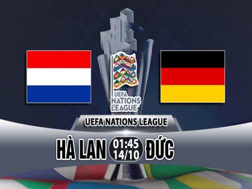 Nhận định Hà Lan vs Đức