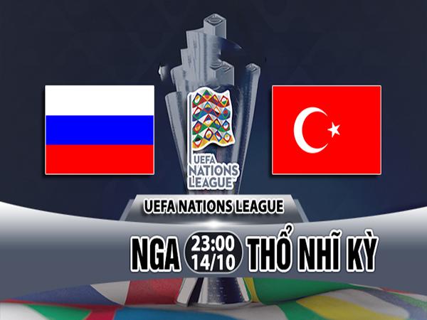 Nhận định Nga vs Thổ Nhĩ Kỳ