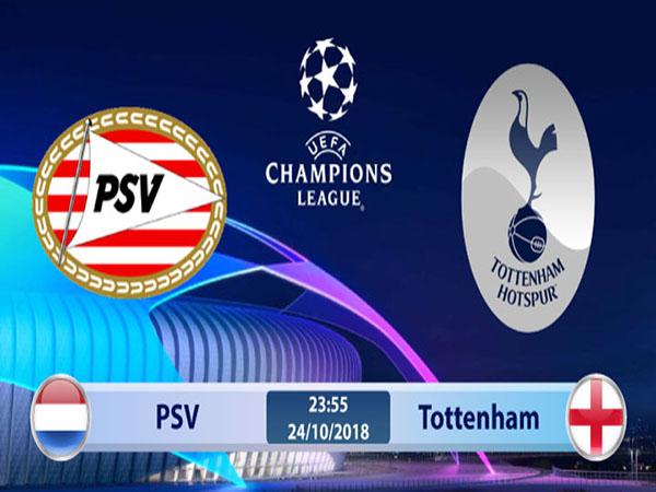 Nhận định PSV Eindhoven vs Tottenham