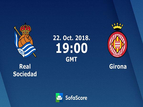Nhận định Sociedad vs Girona