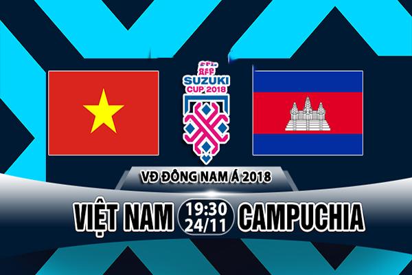 Nhận định Việt Nam vs Campuchia
