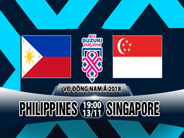 Nhận định Philippines vs Singapore