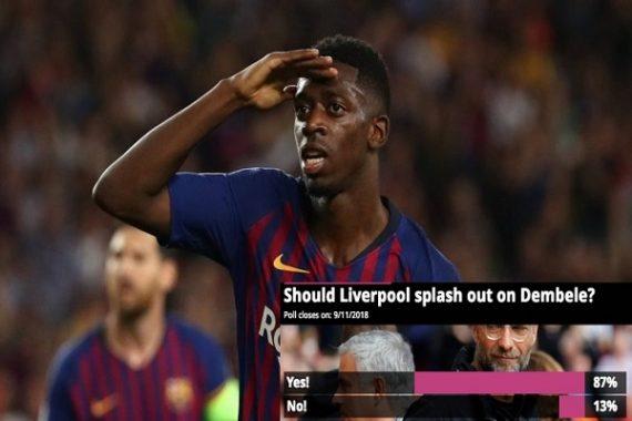 Chuyển nhượng sáng 3/11: NHM muốn Liverpool mua cầu thủ tốt hơn