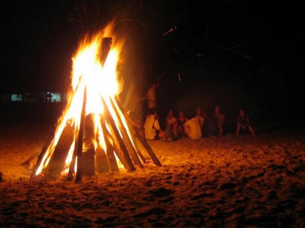 mơ thấy lửa là điềm lành hay dữ