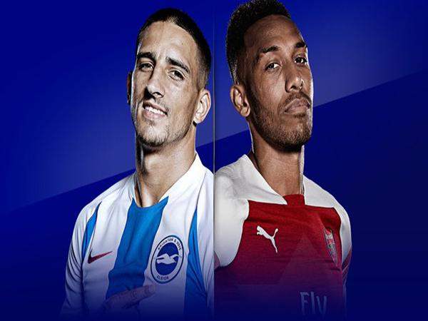 Nhận định Brighton vs Arsenal