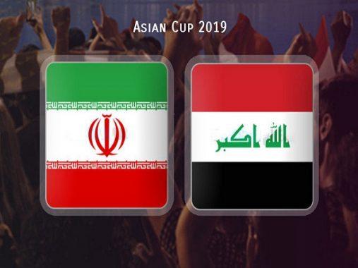 Nhận định Iran vs Iraq, 23h00 ngày 16/1 (Asian Cup 2019)
