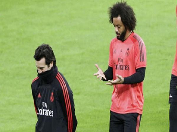 Marcelo sẽ đoàn tụ với Ronaldo?