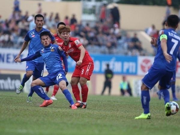 Tin bóng đá Việt Nam 24/4: Vòng 6 V-League 2019 nhiều thẻ phạt