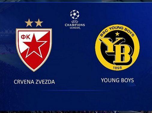 Nhận định Crvena Zvezda vs Young Boys, 2h00 ngày 28/08