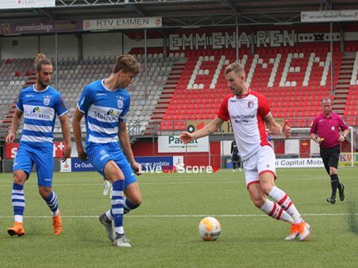 Nhận định trận đấu Emmen vs PEC Zwolle (1h00 ngày 31/8)