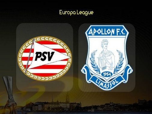 Soi kèo PSV Eindhoven vs Apollon 1h30, 23/08 (Europa League)