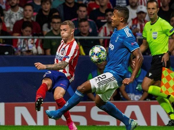 5 điểm nhấn nổi bật trận Atletico 2-2 Juve