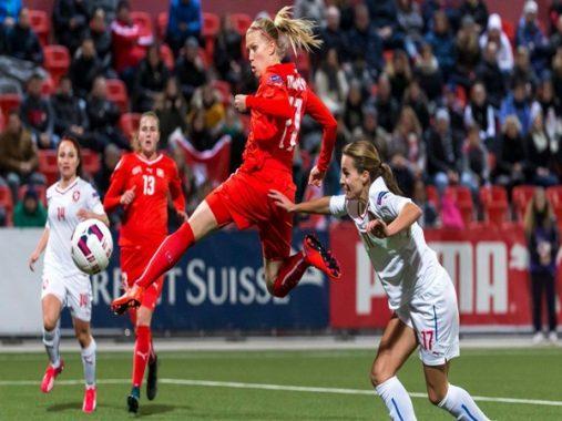 Nhận định tỷ lệ trận Nữ Thụy Sỹ vs Nữ Lithuania (00h00 ngày 4/9)