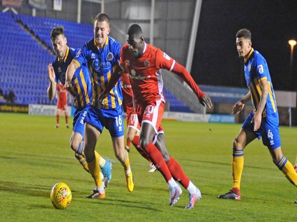 Nhận định Shrewsbury vs Gillingham 01h45 ngày 23/10
