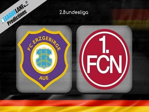 Nhận định kèo Erzgebirge Aue vs Nurnberg, 23h30 ngày 18/10