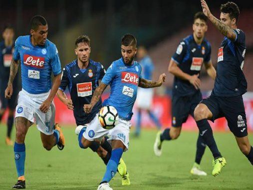 Nhận định trận đấu Napoli vs Atalanta (1h00 ngày 31/10)