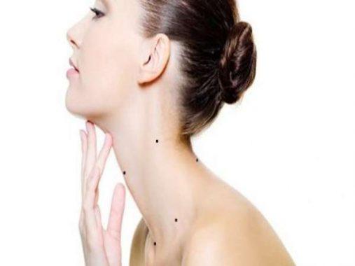 Nốt ruồi ở cổ – Đoán vận mệnh qua vị trí nốt ruồi ở cổ