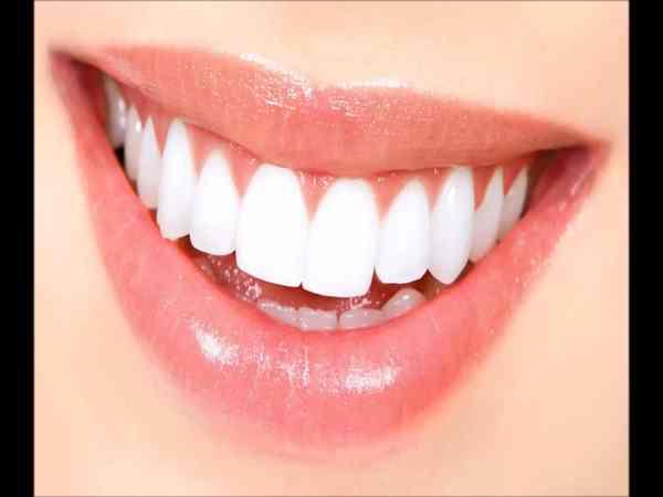 Xem tướng răng