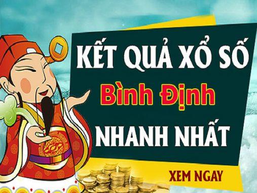 Soi cầu xổ số Bình Định Vip ngày 21/11/2019
