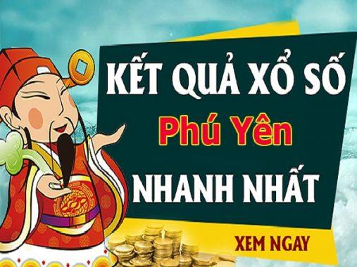 Soi cầu XS Phú Yên chính xác thứ 2 ngày 16/12/2019