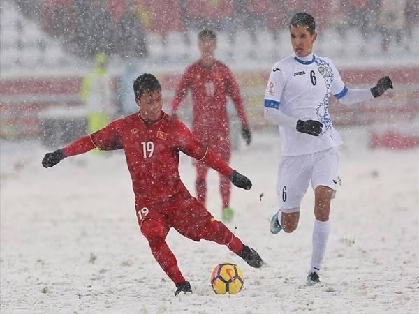Quang Hải tìm lại giá trị ở U23 Việt Nam