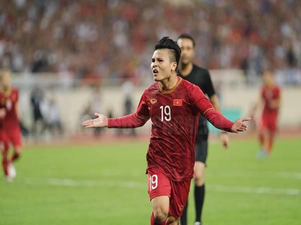 Quang Hải giúp tuyển Việt Nam có chiến thắng đầu tiên