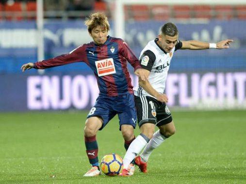 Nhận định Valencia vs Eibar 19h00 ngày 04/01