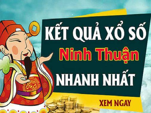 Soi cầu XS Ninh Thuận chính xác thứ 6 ngày 03/01/2020