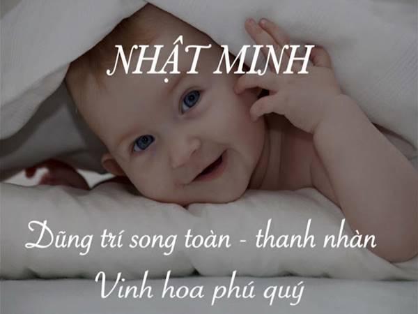 Bật mí ý nghĩa tên Nhật Minh để bố mẹ đặt tên cho con