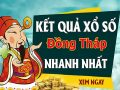 Soi cầu XS Đồng Tháp chính xác thứ 2 ngày 24/02/2020