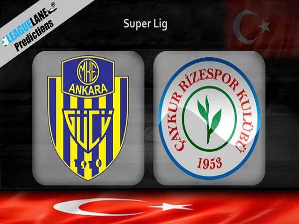 Nhận định Ankaragucu vs Rizespor, 0h00 ngày 14/03