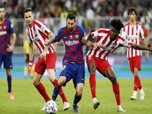 Barcelona nhận tin buồn khi La Liga tiếp tục phải tạm hoãn
