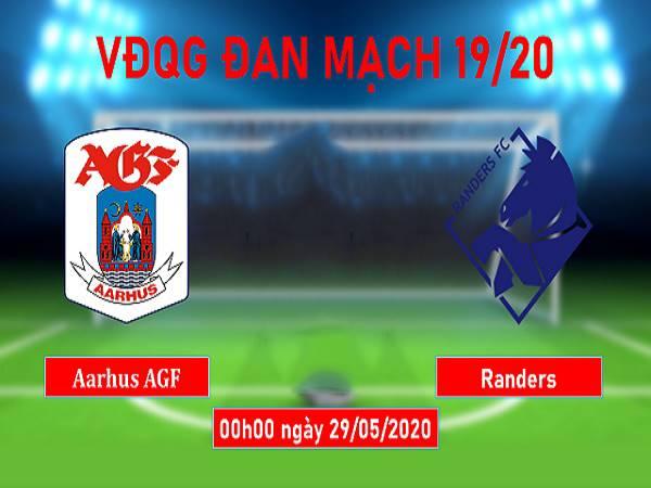 Nhận định AGF Aarhus vs Randers, 0h00 ngày 29/05