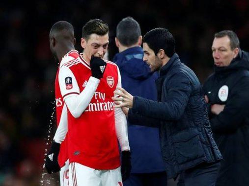Pháo thủ Arsenal đã tìm ra được người xứng đáng thay thế Ozil