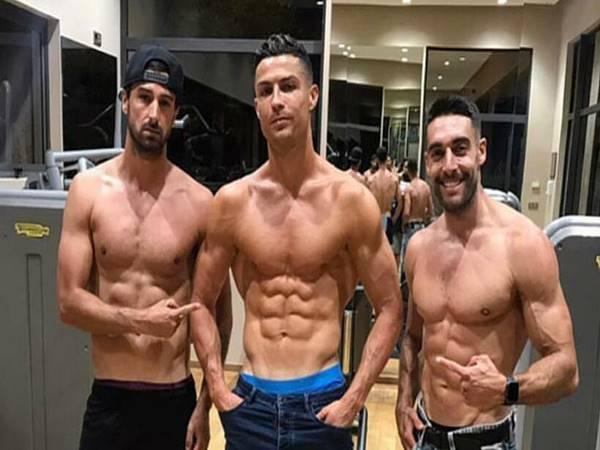 Tập gym tại nhà tăng thể lực tốt nhất cho cầu thủ bóng đá