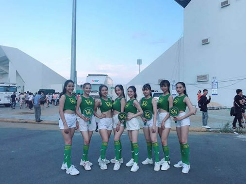 Những hình ảnh đẹp nhất của trận SHB Đà Nẵng vs Hà Nội FC 12/7