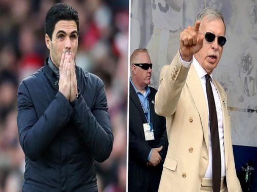Bóng đá Anh 22/7: CĐV Arsenal tức giận đòi ông chủ chi tiền mua ngôi sao
