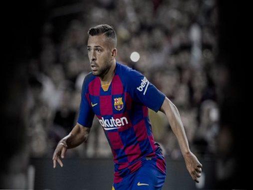 Tin bóng đá chiều 3/9: Jordi Alba từ chối giảm lương tại Barca