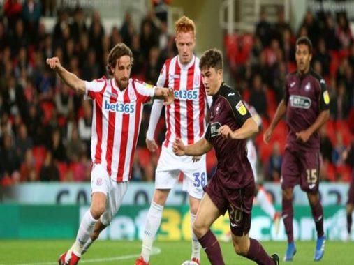 Nhận định kèo Châu Á Swansea vs Stoke City (2h45 ngày 28/10)
