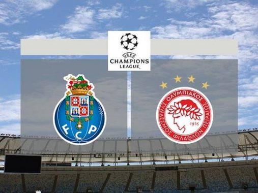 Nhận định Porto vs Olympiacos 03h00, 28/10 – Cúp C1 Châu Âu