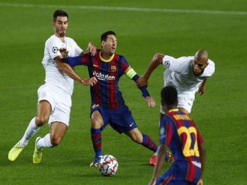 Tin bóng đá trưa 21/10: Koeman khích tướng Messi thành công