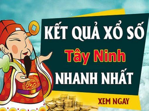 Soi cầu XS Tây Ninh chính xác thứ 5 ngày 15/10/2020