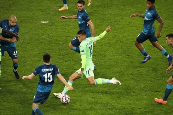 Nhận định bóng đá Lazio vs Zenit, 03h00 ngày 25/11
