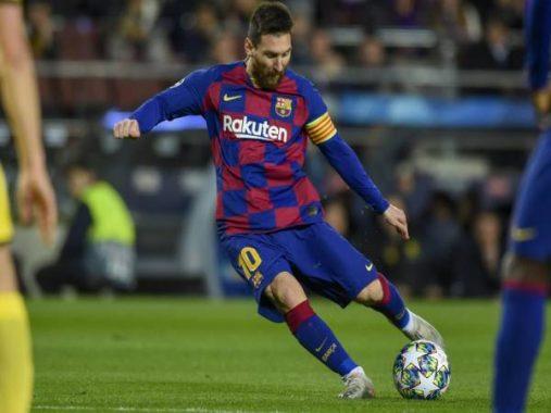Tin bóng đá tối 24/11: Man City có kế hoạch chi tiết đón Messi