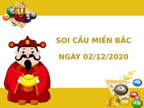 Soi cầu XSMB chính xác thứ 4 ngày 02/12/2020