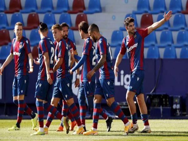 Nhận định tỷ lệ Levante vs Eibar, 20h00 ngày 10/1 - La Liga