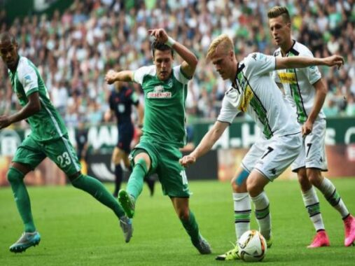 Nhận định bóng đá Werder Bremen vs M'gladbach (0h30 20/1)