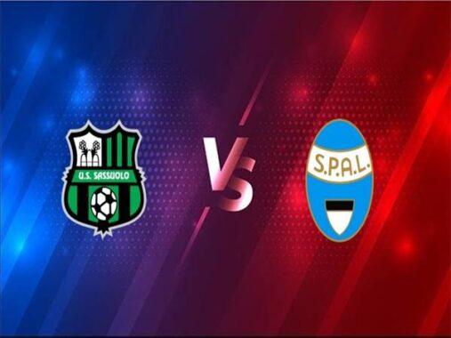 Nhận định Sassuolo vs Spal, 23h30 ngày 14/1
